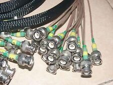 PRO SIGNAL,BNC-BNC PLUG 2M 16 plugs
