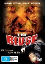The Ridge DVD_Rare Horror Thriller / Evil Dead Meets Friday the 13th !!