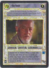 Star Wars CCG Reflections I (1) FOIL Ben Kenobi