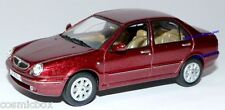 SOLIDO voiture LANCIA LYBRA bordeaux de 1999 automobile little car Kleines auto