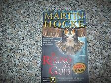 MARTIN HOCKE-IL REGNO DEI GUFI-PIEMME POCKET-MINI POCKET-2005 CAPOLAVORO FANTASY