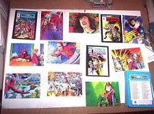 1992 UNITY TIME IS NOT ABSOLUTE 90 CARD BASE SET! VALIANT ERA COMIC IMAGES!