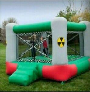 NEW Bazoongi Kids BH-NUB, Nuclear Bounce House