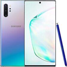 Samsung Galaxy Note10+ 5G 6.8'' Smartphone 256GB Sim-Free - Aura Glow  A