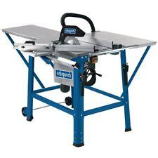 Scheppach TS310 Tischkreissäge 230V mit Schiebesschlitten - Blau/Silber (4901305901)