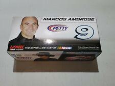 Marcos Ambrose 2013 Mac Tools #9 Richard Petty Ford Fusion 1/24 NASCAR Diecast