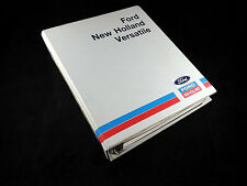 NEW HOLLAND FORD 345C 445C 545C Tractor Loader Repair Manual 4/90 40034530