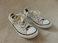 BASKET BASSES GRIS  CLAIR ♥ CONVERSE ALL STAR   ♥  TAILLE 32 TTBE +++ ☺