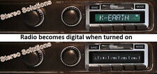 1971-1973 Dodge Charger NEW USA-630 II* 300 watt AM FM Stereo Radio iPod USB Aux
