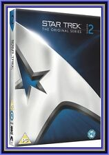 STAR TREK THE ORIGINAL SERIES- COMPLETE SEASON 2 REMASTERED  **BRAND NEW DVD**
