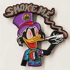 Pin - Brand New - Music Hp141 Smoke Me - Dabby Duck - Weed Hat
