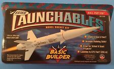 Estes Launchables Version Bull Pup 12D Flying Model Rocket Kit