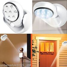 Battery Operated Motion Activated Cordless Sensor LED Light Lamp