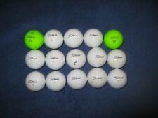 15 Titleist Velocity Golf Balls - Aaaa Mint Condition = Great Buy