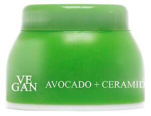 VEGAN by Happy Skin    Avocado + Ceramides Eye Cream 10ml