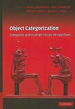 NEW Object Categorization by Sven J Dickinson Hardcover Book (English) Free Ship