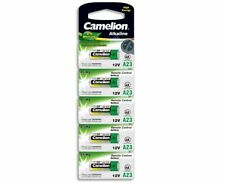 20 x A23 12V Camelion Alkaline-Batterien MN21-V23GA-23A Ø10,0 x 28,3mm