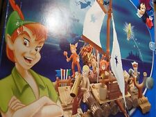 DISNEY PETER PAN RAFT AND WOODLAND CHILDREN ACTION FIGURES FROM FAMOSA