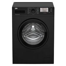 Beko WTG741M1B A+++ Rated 7kg 1400 Spin 15 Programmes Washing Machine in Black