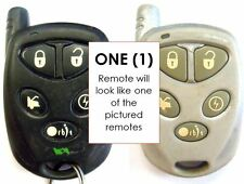 Keyless remote entry transmitter NAHTDK4 clicker phob replaceament keyfob fob