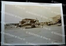1930s Egypt - Hawker Audax's an an Airfield & Hangers  - Photo 11 by 8.5cm