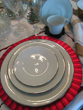 Noritake Reina White  on  White Place settings Multiples available