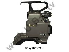 Sony BVP-7AP - Kamerakopf