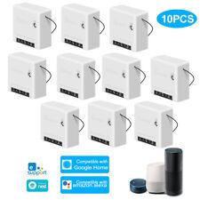10Pcs SONOFF MINI DIY Smart Switch Remote Control WiFi Switch for Google Alexa