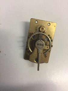 Platform Escapement, UE 001502 Carriage Mantel, Mantle Clock