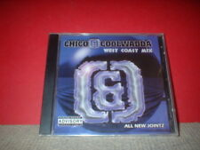 CHICO & COOLWADDA ~ West Coast Mix~ All New Jointz ~ New CD ~ Factory Sealed !