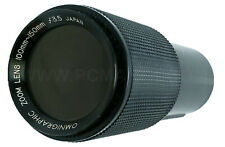 OMNIGRAPHIC 100-150MM F/3.5 PROJECTION ZOOM LENS