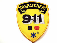 Vintage 911 Dispatcher Embroidered Patch
