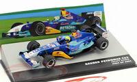 SAUBER PETRONAS FELIPE MASSA 1:43 Scale F1 Toy Car Model Formula One Miniature