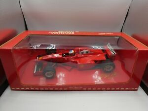 Minichamps 1:18 Michael Schumacher Ferrari Presentation Launch car F1 1998