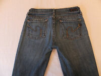 Citizens of Humanity Kelly 001 Stretch Low Waist Bootcut 25 x 30 Women's Jeans