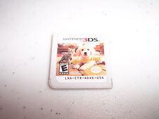 Nintendogs + Cats Golden Retriever & New Friends (Nintendo 3DS) XL 2DS Game