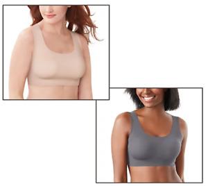 Bali - Comfort Revolution Ultralite Bra Set of 2 - (1) SandShell & (1) Grey