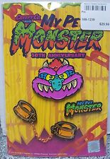 My Pet Monster 30th Anniversary Enamal Pin Collection 2016 Creepy Co. SCH Char.