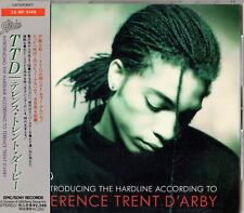 Introducing the Hardline According to Terence Trent d'Arby, JAPAN CD _25.8P-5149
