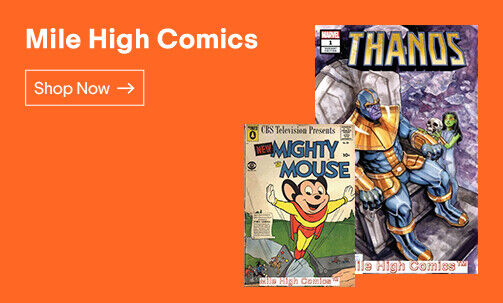 Shop Featured Seller Mile High Comics
