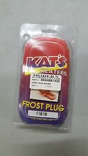 NEW Kats 11610 605-3034 Freeze Plug Engine Block Heater 11610 38mm NAPA Pyroil