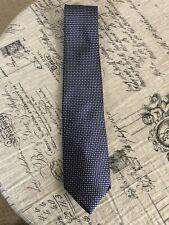 Stefano Ricci Navy Blue Tie