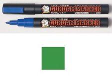 Gundam Marker GM09 Fluorescent Eye Green GUNPLA Marquer Pen Vert Fluorescent