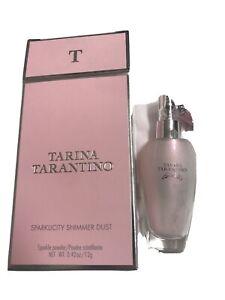 Tarina Tarantino Sparklicity Shimmer Dust
