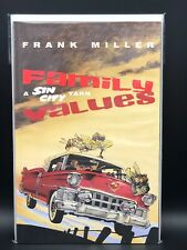 Sin City: Family Values by Frank Miller Tpb(1997 Dark Horse)