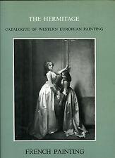"""THE HERMITAGE FRENCH PAINTING"" VALENTINA N. BEREZINA  1983"