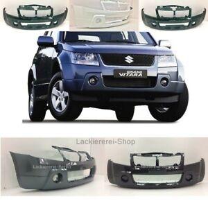 Suzuki Grand Vitara 2005-2008 STOßSTANGE Stoßfänger VORN LACKIERT IN WUNSCHFARBE