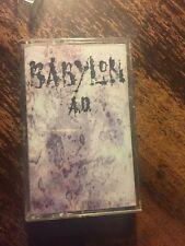 Babylon AD Bang go the Bells cassette