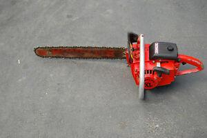 """Homelite Super XL chainsaw w/20"""" bar & chain"""