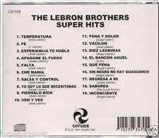 rare FANIA Lebron Brothers TEMPERATURA que pena DIEZ LAGRIMAS sin negro no hay